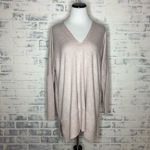 Miss Chevious oversized soft drape top size Large